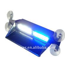 Montaje de parabrisas tablero LED luces de emergencia luces estroboscópicas para vehículos de seguridad