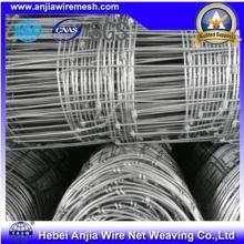 Vallas de malla de alambre con revestimiento de cinc