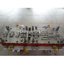 Automotif Alloy Hard Progressive Die Tool