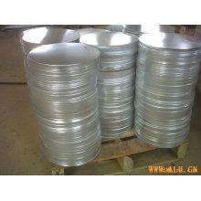 Cercles en aluminium pour panneaux de signalisation