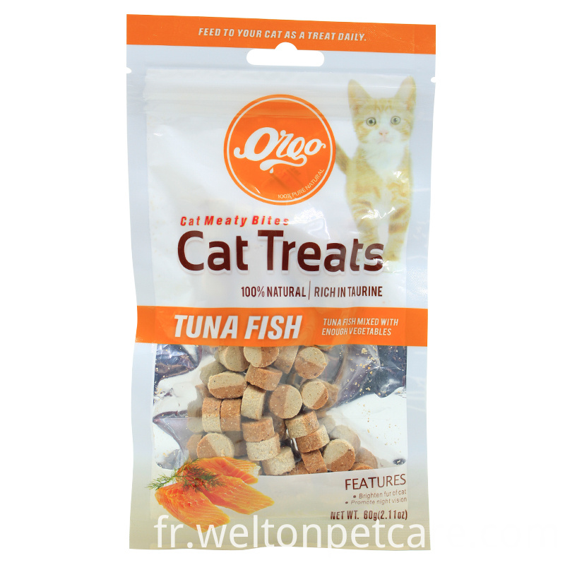 cat food snacks