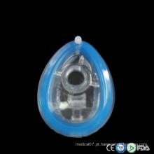 Máscara de anestesia usada para máquina de anestesia