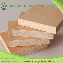 Supply 16mm Block Board Plywood with Competitive Price