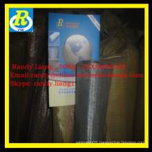 Galvanized square wire cloth