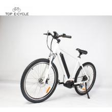 Haute qualité Bafang MAX entraînement moyen électrique vélo vélo 2018