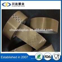 Термостойкая клейкая лента из тефлона с покрытием из тефлона