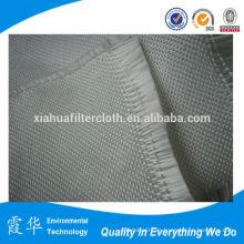Paño de fibra de vidrio impregnado con silicona recubierta