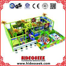 Günstige Jungle Style Kinder Indoor-Spielplatz mit Sandkasten