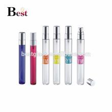 10ml 15ml glass spray bottle long thin glass spray perfume bottle cosmetic packaging