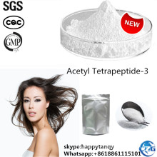 Péptido de crecimiento de cabello en polvo Acetil Tetrapéptido-3