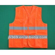 HIGH VISIBILITY SECURITY VEST