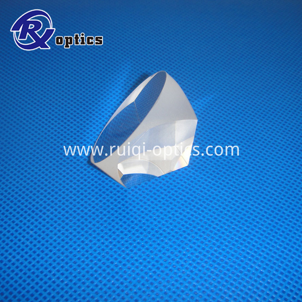5mm Beam Splitter Rhombic Prism