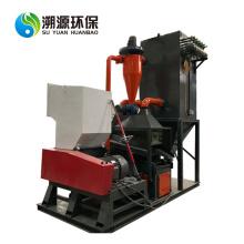 Máquina separadora de cobre e plástico