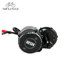 kit de motor de acionamento de mid 48v 750w kit de conversão de bicicleta de bicicleta elétrica