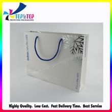 Bolso de papel plegable al por mayor del regalo de China de la alta calidad fabrica