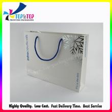 Bolsa de papel cosmética de diseño simple