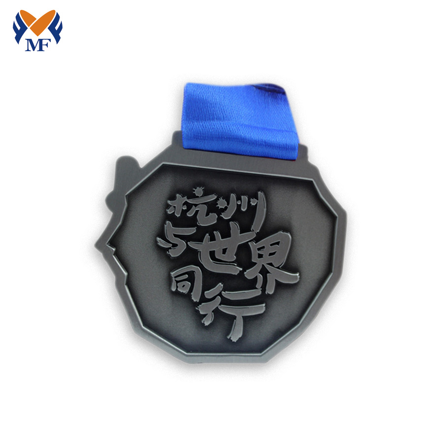 Custom Metal Run Medal