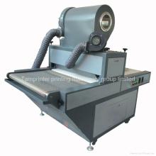 Máquina automática do brilho do revestimento do pó de ouro TM-AG900 para o cartão
