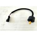 Capteur d'indicateur de poussière pour excavatrice Komatsu PC200-8 7861-92-1430