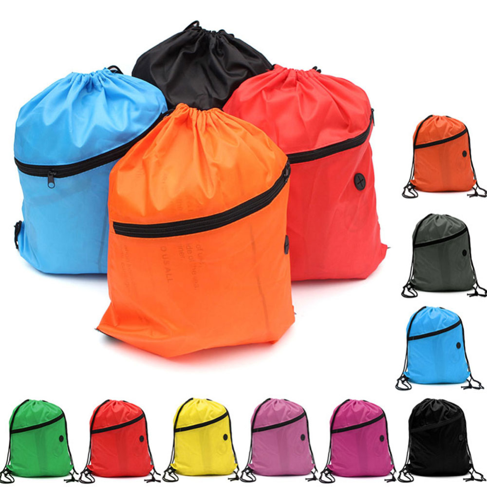 Nylon Shoulder Pouches For Sports