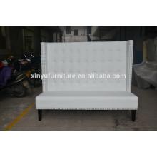 white high back wedding sofa XYN466