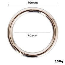 Nose Clamp for bull Self-locking nose ring
