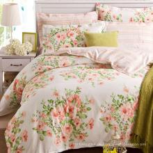 Einfach gedruckte Bettwäsche-Sets