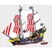 Piraten Serie Designer Black Pearl 870PCS Block Spielzeug