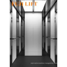 Modern Decoration Passenger Elevator with Mirror Etching