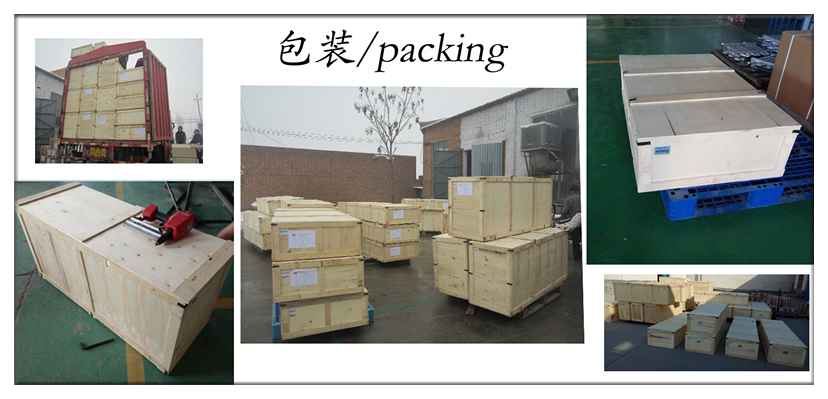 Front mounted truck refrigeration equipment