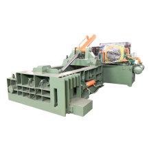 Empaquetadora hidráulica automática de la prensa de balas de acero de la chatarra