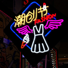 OUTDOOR LED NEON SING