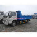 4x2 drive mineral transporting dump truck for sale