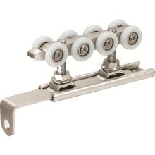 Dekoration Hardware-Schiebetür Roller mit 8 Rädern