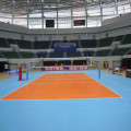 Synthetische Indoor Volleyball Court Bodenbelag Matte