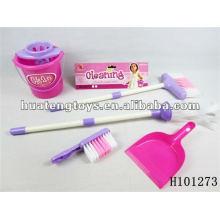Neue Art Plastikreinigungswerkzeug für Mädchen mit astm und en71 Test H101273