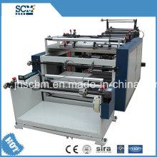 Auto PVC, papel Kraft, máquinas de corte não-tecidos