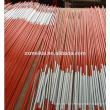 Marqueurs d'allée en fibre de verre de haute résistance / marqueur de chaussée