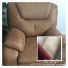 Polyester Kunstleder Stoff Sofa