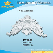 PU wall ornaments for interior decoration