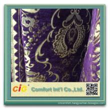100 Polyester Sofa Chenille Fabric chenille latest sofa design