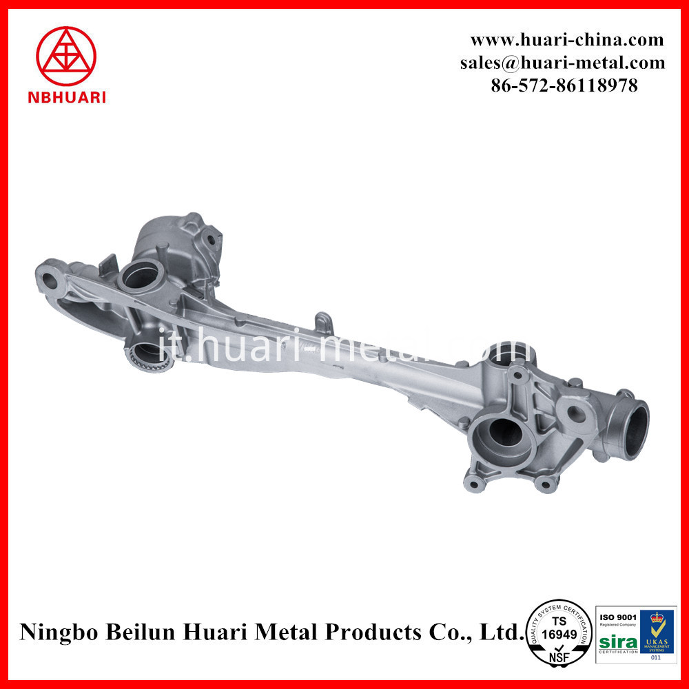 auto steering shaft