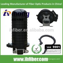 4 ports vertical/dome Fiber Optic Joint enclosure