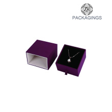 Sliding Jewelry Packing Box