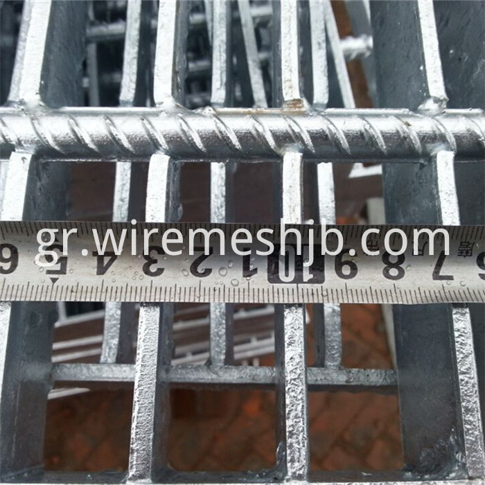 Hot Dip Galvanized Steel Grating