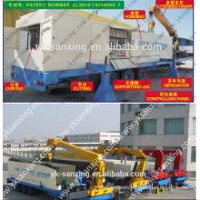 SXUBM ASPAN arch style /panel roof building machine /roofing sheet bending machine
