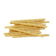 rawhide twist dog chews pet snack OEM pet suppliers