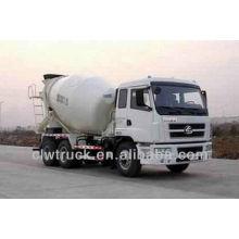 Alta calidad 10m3 6x4 camión mezclador de hormigón, camión mezclador 8-10 metros cúbicos