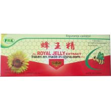 Liquide oral de gelée royale de haute qualité