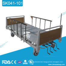 SK041-101 Adjustable Hospital Furniture Clinic Manual Bed